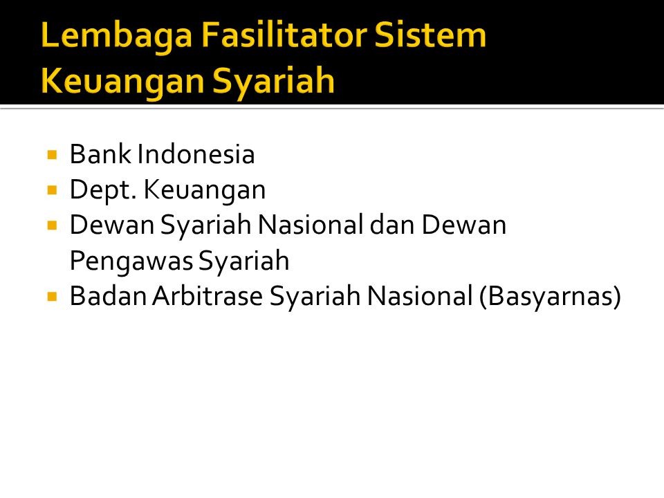  Bank Indonesia  Dept.
