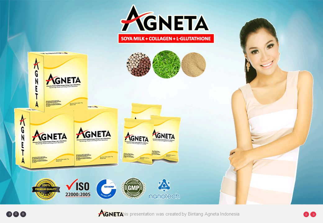     This presentation was created by Bintang Agneta Indonesia