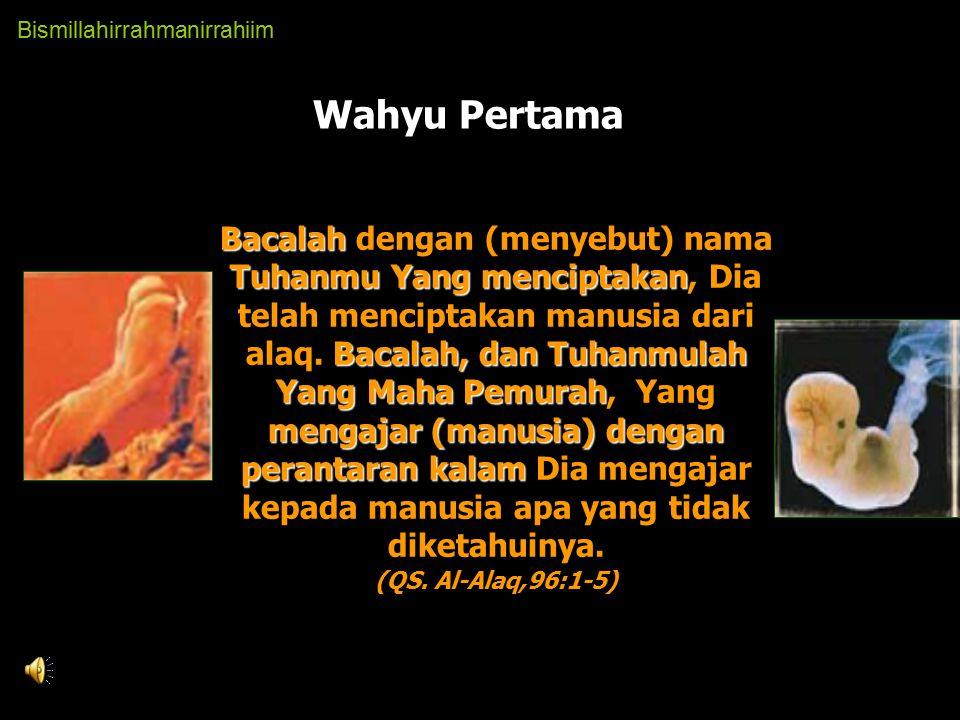 1. MEMBACA Penyadaran Mapping to get real success by Quran