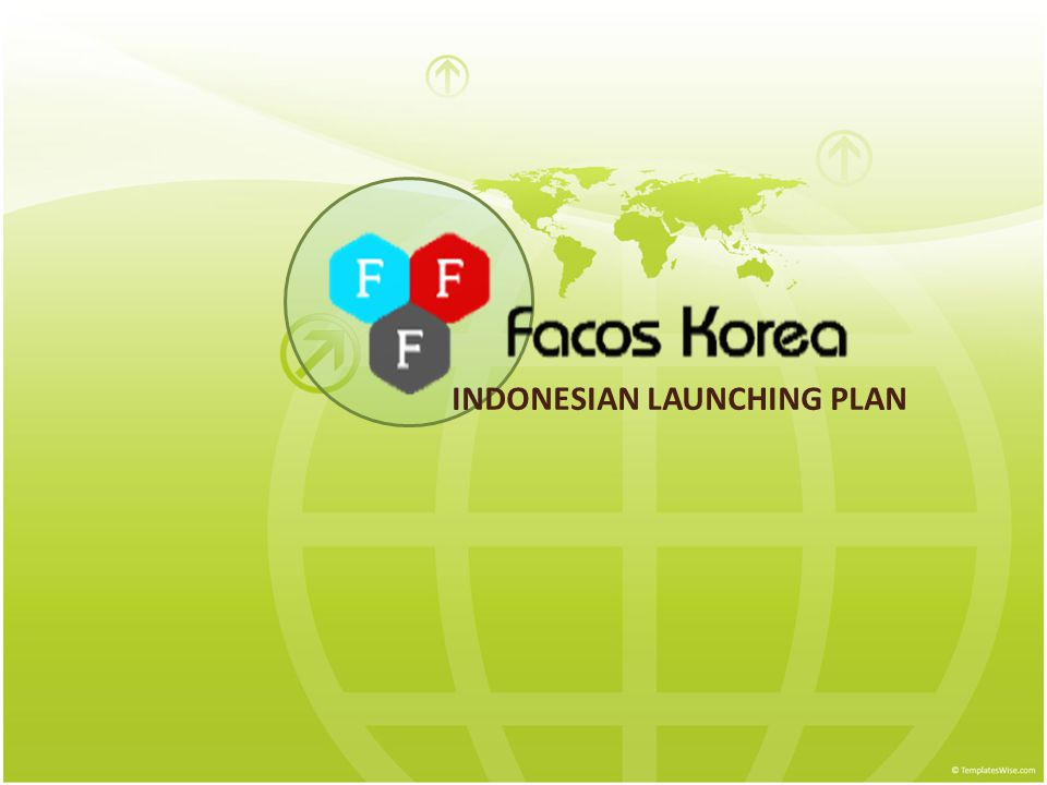 INDONESIAN LAUNCHING PLAN