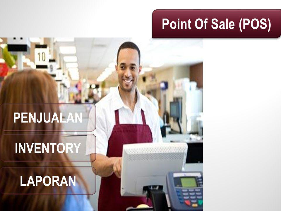 Point Of Sale (POS) INVENTORY PENJUALAN LAPORAN