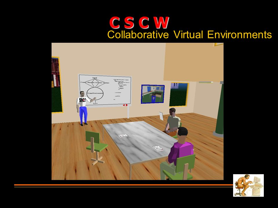 Collaborative Virtual Environments C S C W
