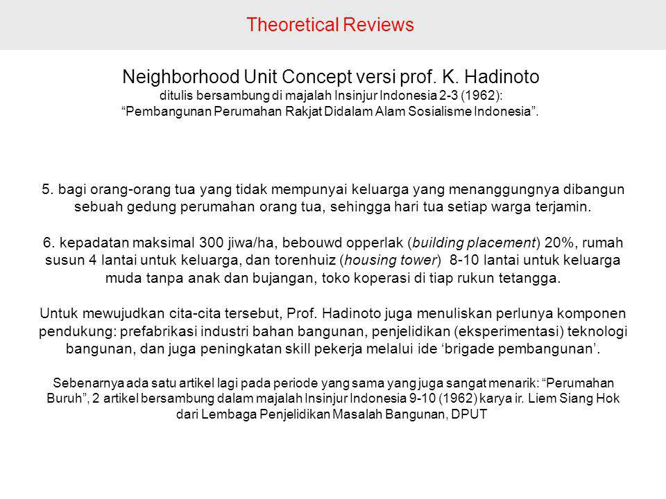 Theoretical Reviews 5.