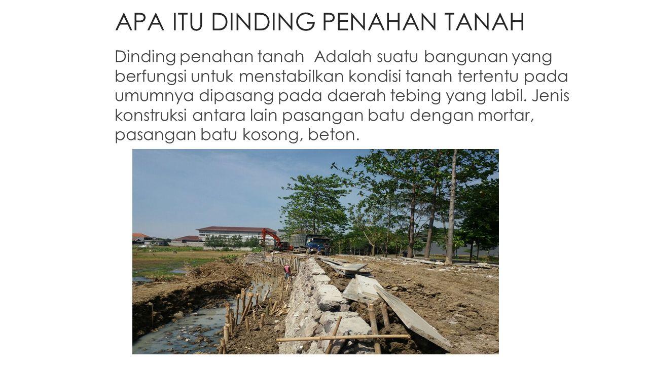 Dinding Penahan Sungai Di Perumahan Graha Natura Ppt Download