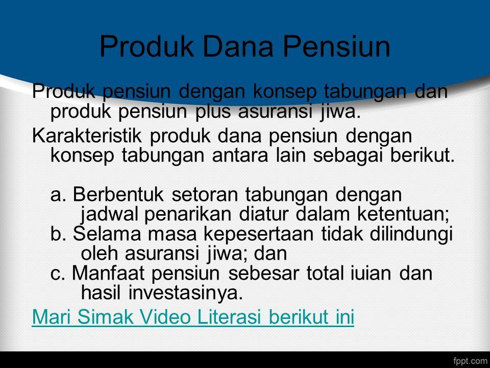 Dana Pensiun Kelompok 1 Tri Hidayat Nurfadilla Rahmat Rezki Silvia Amanda Finola Ditasa Ryan Hidayat Ppt Download