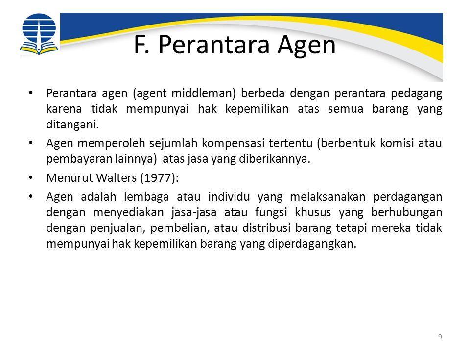PEDAGANG PERANTARA. - ppt download