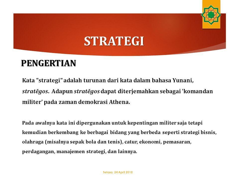 Strategi Penelitian Bisnis