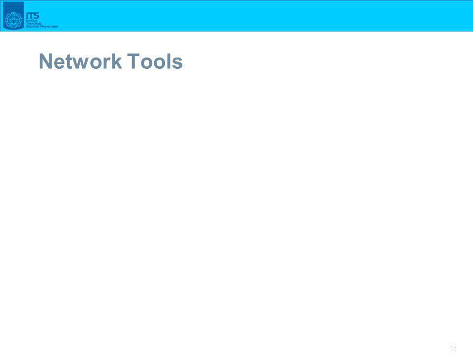15 Network Tools