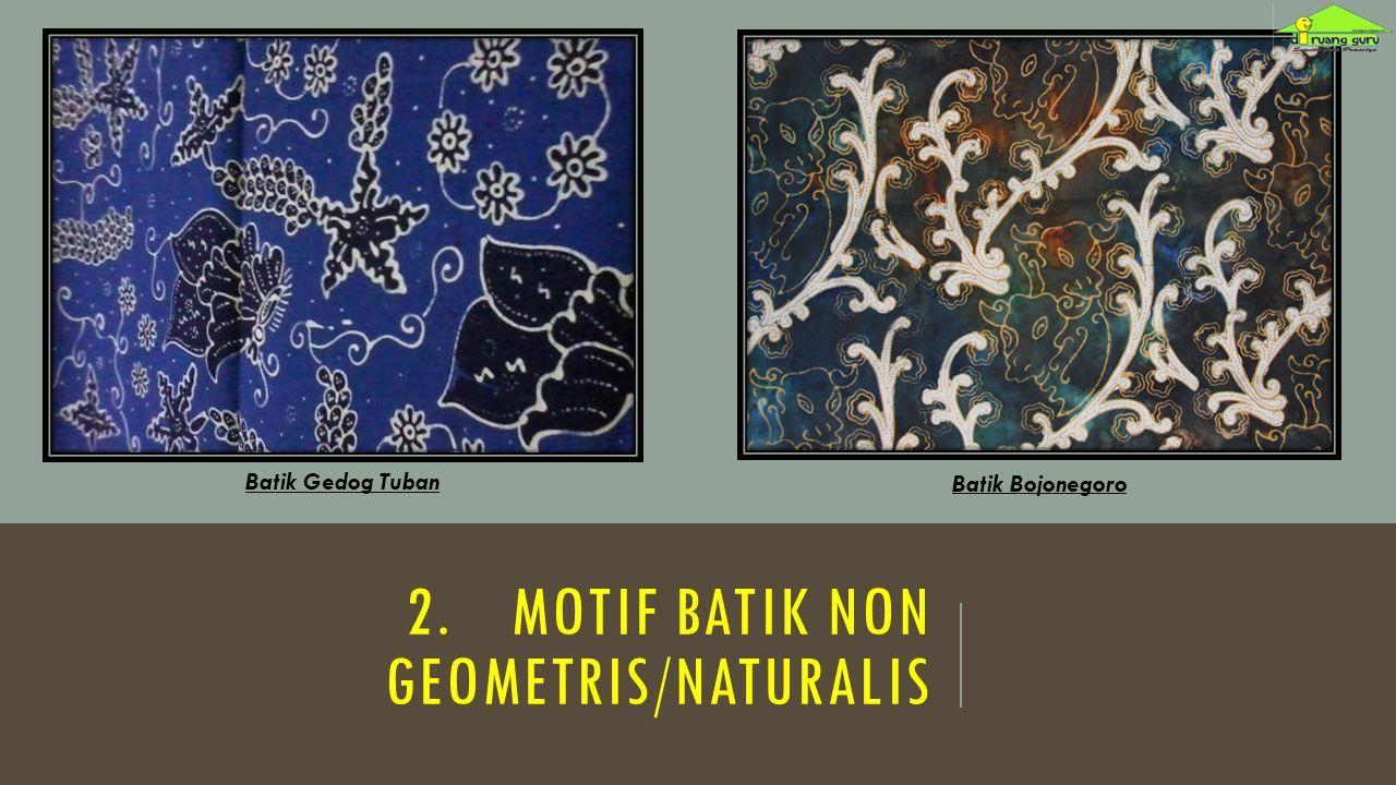 76 Gambar Batik Naturalis Terbaik