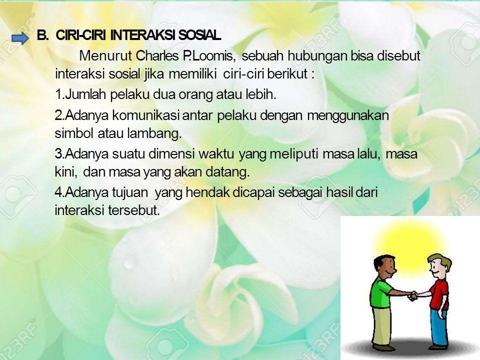Interaksi S0sial Kelompok 5 Mohammad Efendi N P B G Ppt Download