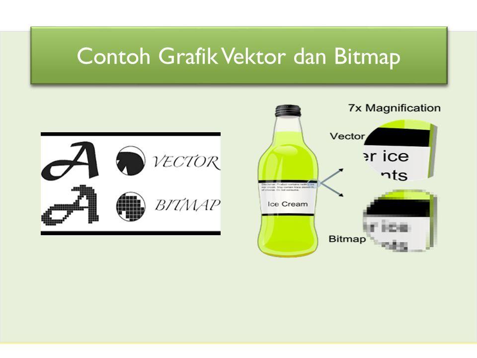 Pembahasan Materi Grafik Berbasis Vektor Dan Bitmap Pengertian Grafis Bentuk Komunikasi Visual Yang Dirancang Dengan Menggunakan Kombinasi Kordinat Titik Titik Ppt Download
