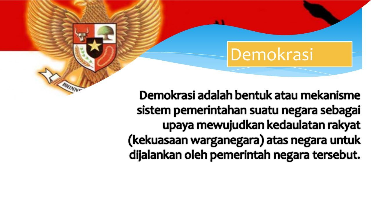 Giant Template Free Powerpoint Template Demokrasi Di Indonesia Ppt Download